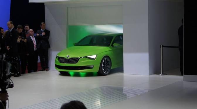 Skoda VisionC a fost prezentata la Salonul Auto de la Geneva