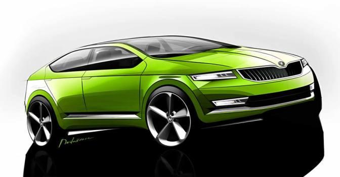 Skoda si-a anuntat participarea la Salonul Auto de la Geneva
