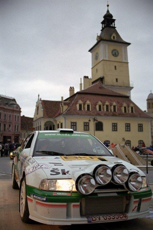 Programul Tess Rally Romtelecom 2014