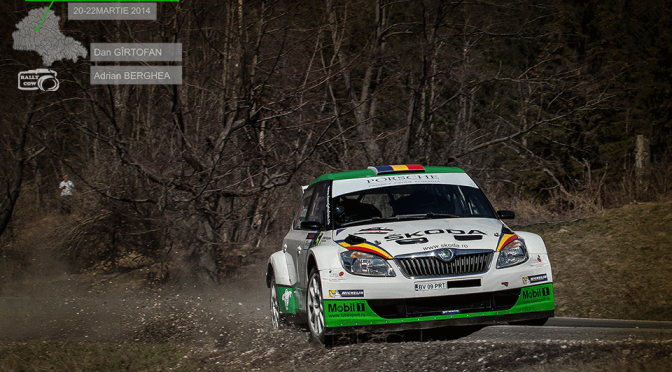 Clasament final Tess Rally Romtelecom