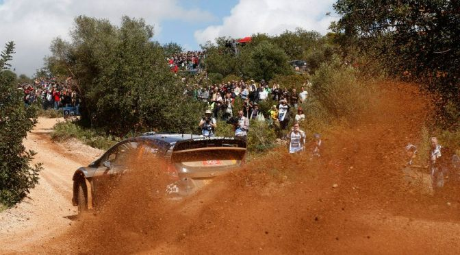 WRC – Final Newsfeed Vodafone Rally de Portugal