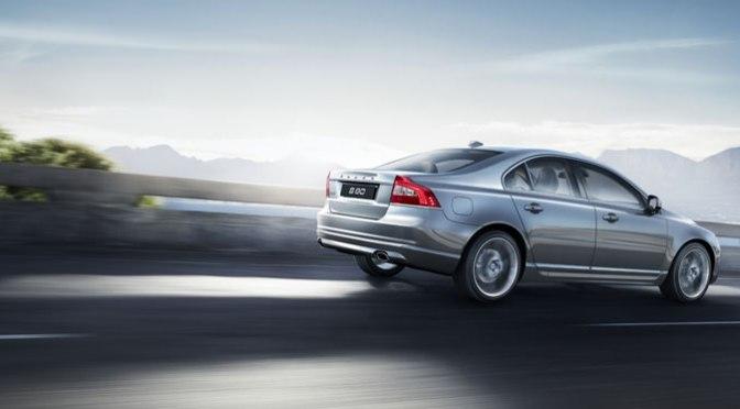 Masuri preventive si de protectie pe noile modele Volvo S80