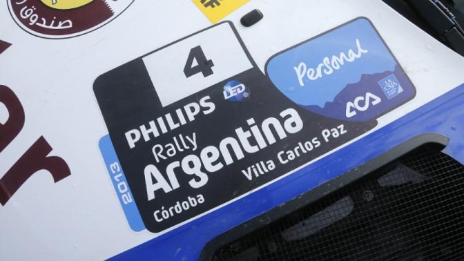 ETAPELE RALLY ARGENTINA pe larg