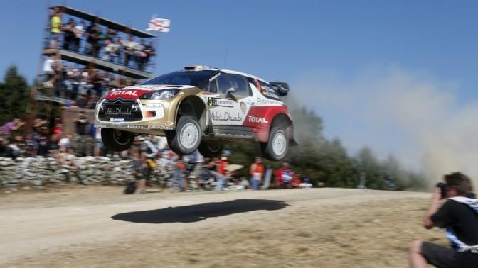 URMATOAREA ETAPA DIN WRC: RALLY ITALIA SARDEGNA
