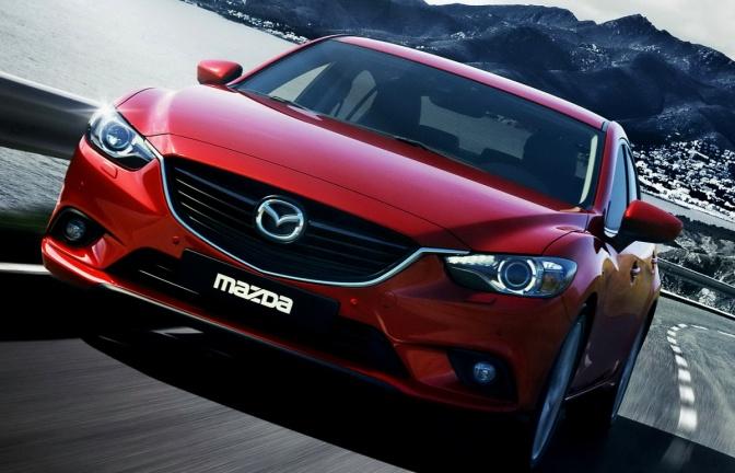 Mazda6 premiata pentru siguranta in Europa, SUA si Japonia