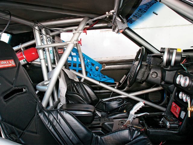 Dispozitiile generale privind ROLL-CAGE-ul in competitii