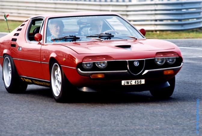 Povestea Alfa Romeo Montreal