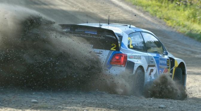 Neste Oil Rally Finland castigat de Latvala