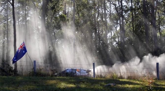 Astazi a inceput Coates Hire Rally Australia