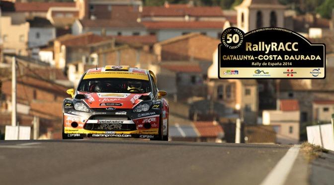 RallyRACC – Raliul Spaniei va avea loc in perioada 23-26 octombrie
