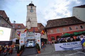 Clasamente generale Sibiu Rally Chalenge 2014