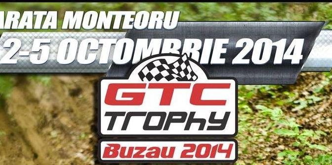 GTC Trophy 2014 va avea loc in perioada 2-5 octombrie la Buzau