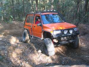 offroad exocage