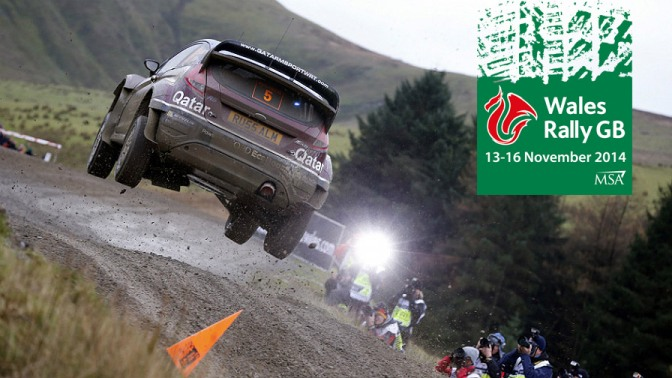 ULTIMA ETAPA DIN WRC 2014: WALES RALLY GB