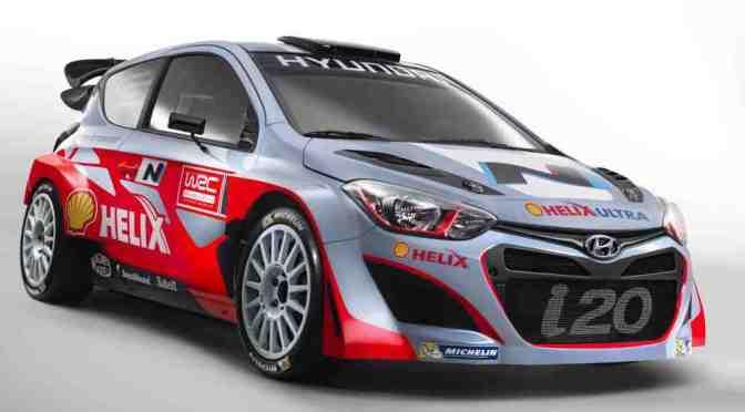 Hyundai incep testarile la Monte-Carlo pentru noul i20