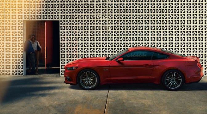 Ford au anuntat lansarea noului Mustang pentru 2015