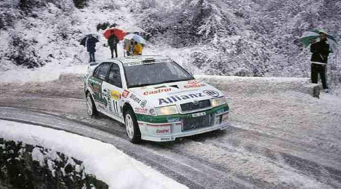 Skoda Octavia WRC – ce o face speciala?