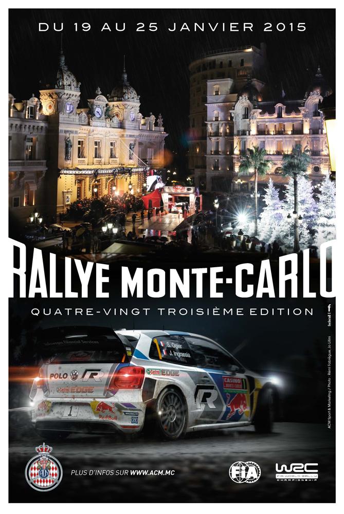 Raliul Monte Carlo 2015 – Ziua 1