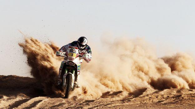 Raliul Dakar a inceput!