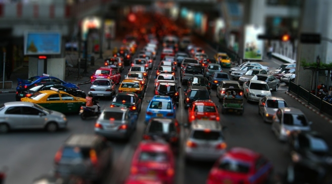 Nervii in trafic