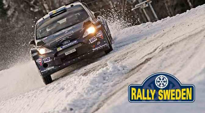 Rezultate generale Rally Sweden 2015