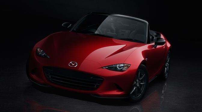 Noua Mazda MX5 – primele impresii