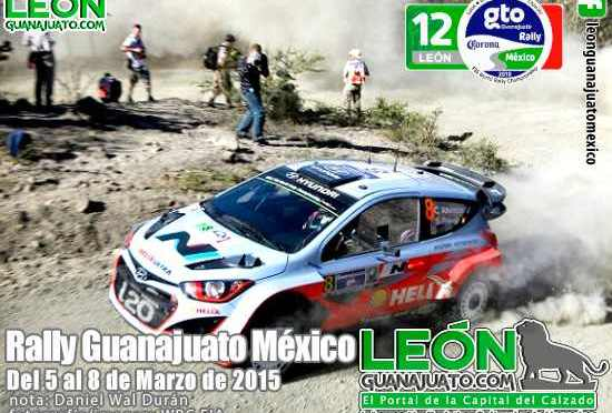 Saptamana viitoare incepe Rally Guanajuato