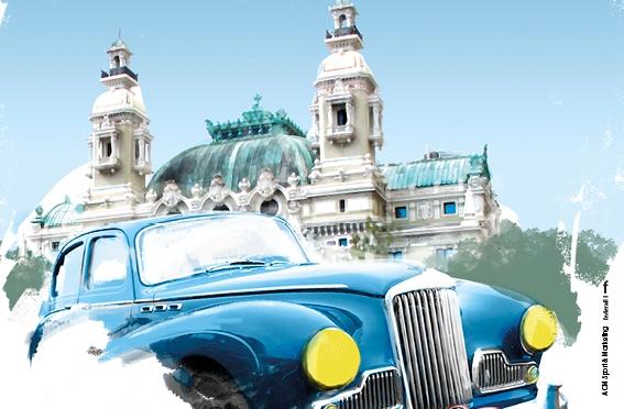 Rallye Monte Carlo Historique – imagini