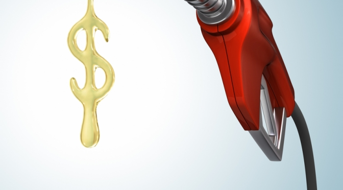 Pretul benzinei / cotatia petrolului… contra noastra!
