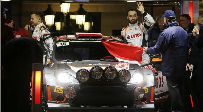 Kubica s-a retras din Raliul Argentinei