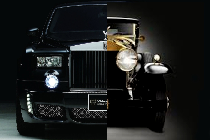 Istoria Rolls Royce Phantom – evolutia unei legende