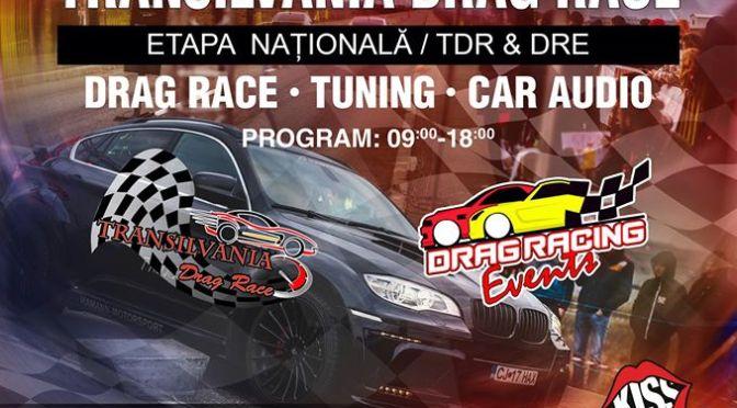 Transilvania Drag Race va avea loc in Campia Turzii intre 25-26 Aprilie 2015