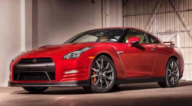 Nissan GT-R 2016 a fost anuntat – si nu suna rau deloc!