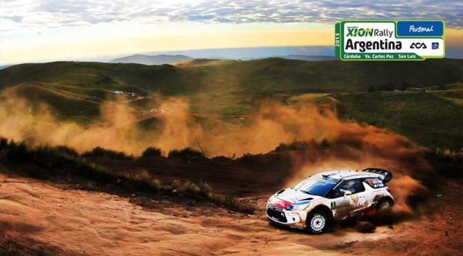 Rezultate finale XION Rally Argentina 2015