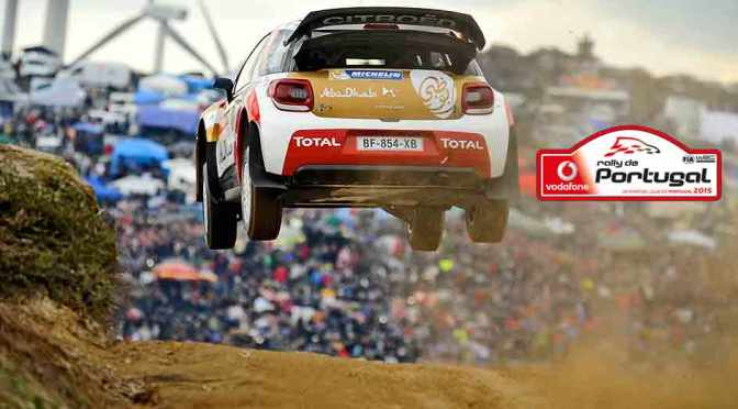 Clasament  Vodafone Rally do Portugal 2015 – ziua 3