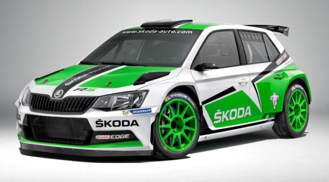 Skoda Motorsport revine!