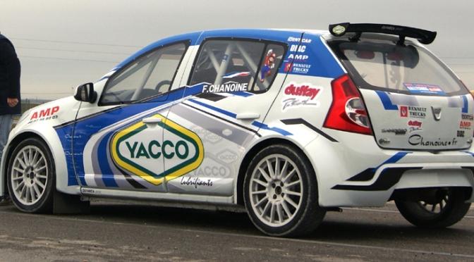 """Dacia Sandero """"WRC"""" – povestea adevarata"""