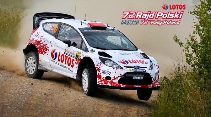 Urmatoarea etapa din WRC – LOTOS Rally Poland