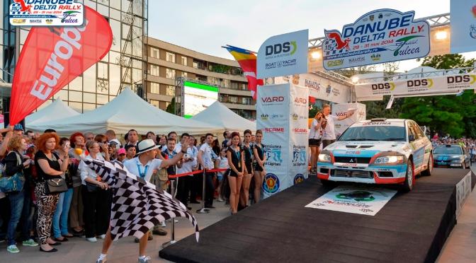 Clasament Danube Delta Rally 2015