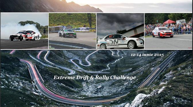 Extreme Drift Rally Challenge – Transfagarasan 12-14 iunie 2015