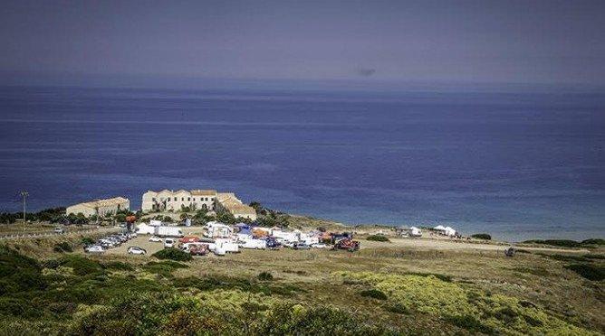 Ogier castiga in Sardinia