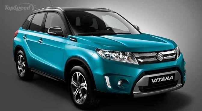 Noul Suzuki Vitara – specificatii tehnice