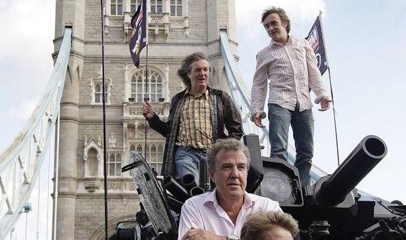 Clarkson, Hammond si May semneaza cu Amazon