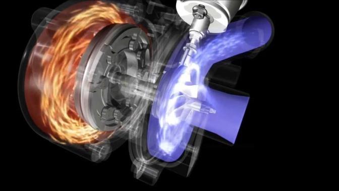 Tipuri de racire pentru Turbocharger