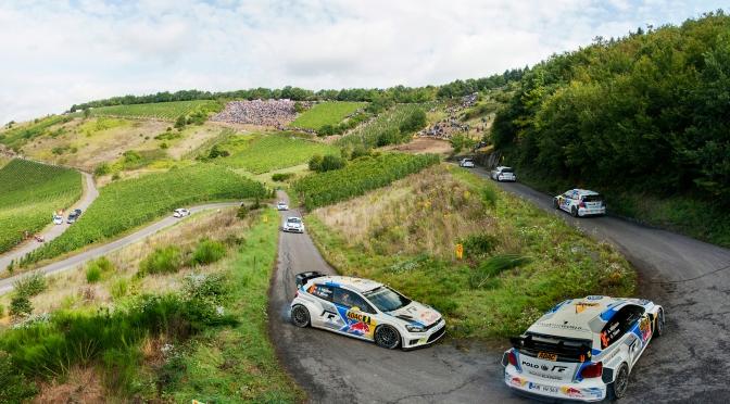Rezultate Adac Rallye Deutschland 2015