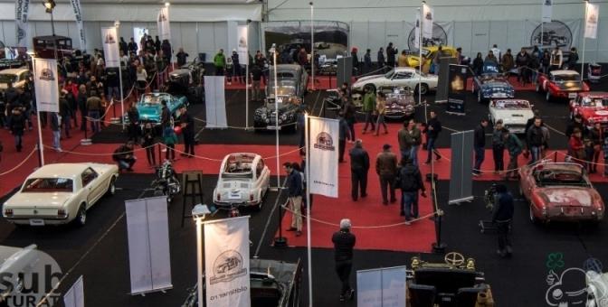 Salonul Auto Bucuresti ed. XIII – 1-11 Octombrie 2015
