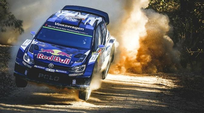 Urmatoarea etapa din WRC – Coates Hire Rally Australia