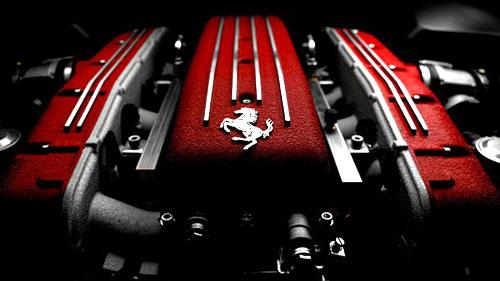 Sigla Ferrari – Istoria calutului cabrat