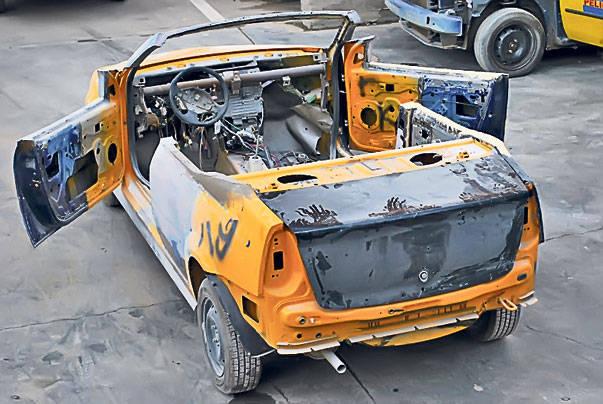 DeeDee. Adica Dacia Dieselgate