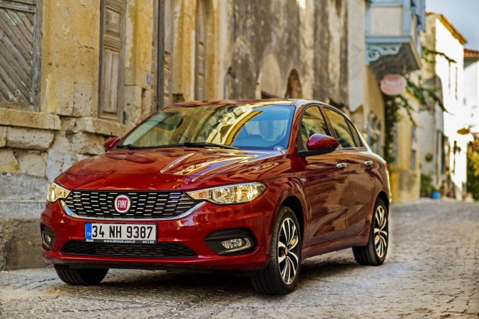 Noul Fiat Tipo 2016 – editorial